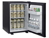 afbeelding van Scancool MB45 absorptie koelkast (45 liter) met inhoud
