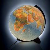 afbeelding van Atmosphere Ellipse wereldbol met verlichting