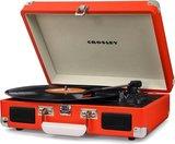 Crosley Cruiser Deluxe oranje platenspeler