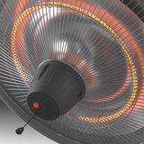 Eurom Partytent heater 1520 elektrische terrasverwarming