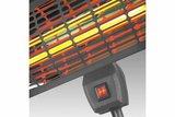 Eurom Q-time 2000S elektrische terrasverwarming