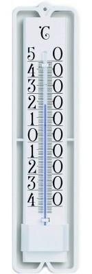 TFA Trend White analoge thermometer