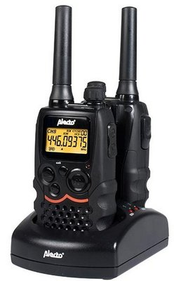 Alecto FR-58 walkie talkie