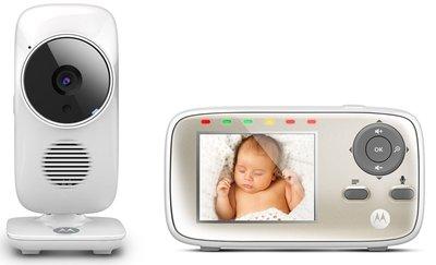 Motorola MBP483-G babyfoon met camera