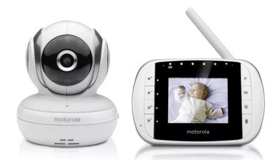 Motorola MBP33S babyfoon met camera