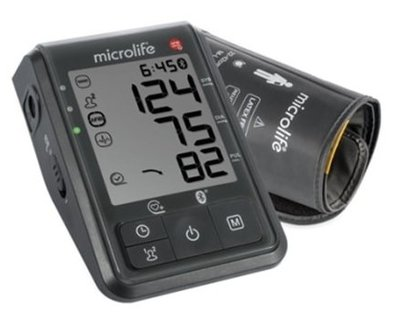 Microlife BP B6 BT Connect bloeddrukmeter bovenarm