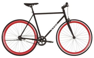 Vydz Black Pearl single speed bike 56 cm