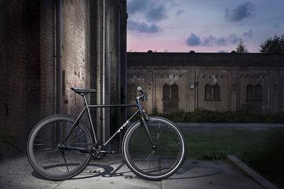 Vydz All Black Big single speed bike 61 cm