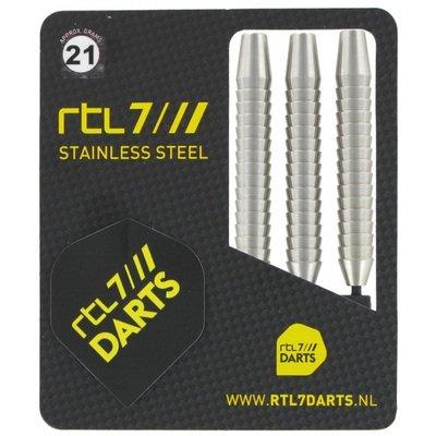 RTL7 Stainless Steel steeltip dartpijlen