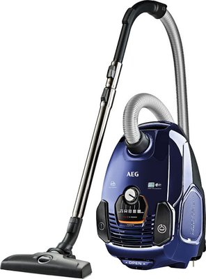 AEG X-Power 650 Watt VX7-2-DB stofzuiger met zak
