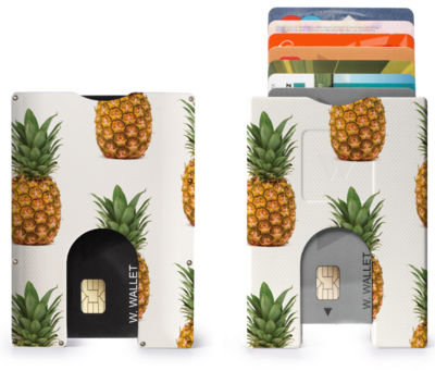 Fruity Wallet Big Pineapples