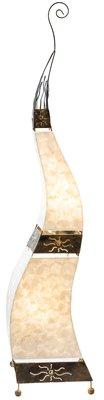 Globo Wave vloerlamp 150 cm
