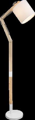 Globo Mattis beige vloerlamp 172 cm