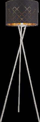 Globo Clarke vloerlamp 160 cm