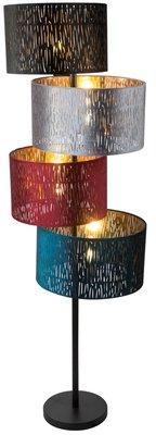 Globo Ticons vloerlamp 150 cm