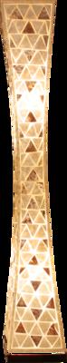 Globo Hourglass vloerlamp 150 cm