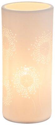 Globo Cendres round tafellamp