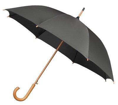 Falcone Deluxe paraplu ijsgrijs