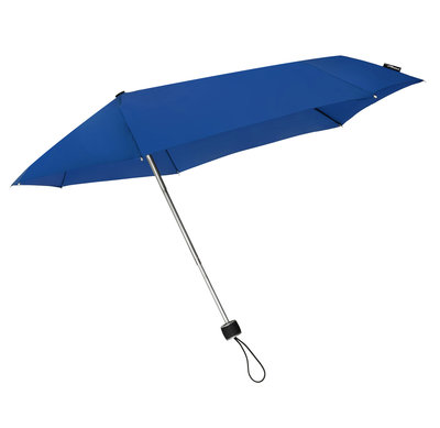 STORMini opvouwbare stormparaplu blauw