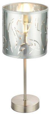 Globo Taxos silver tafellamp