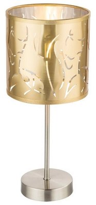 Globo Taxos gold tafellamp
