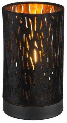 Globo Tuxy black tafellamp