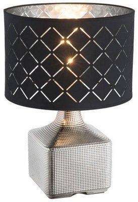 Globo Mirauea silver tafellamp