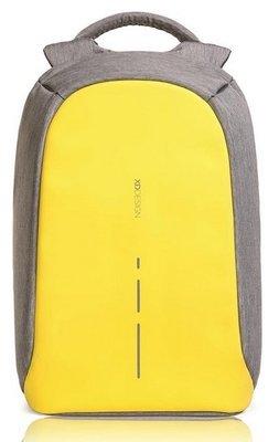 XD Design Bobby Compact anti-diefstal rugzak geel