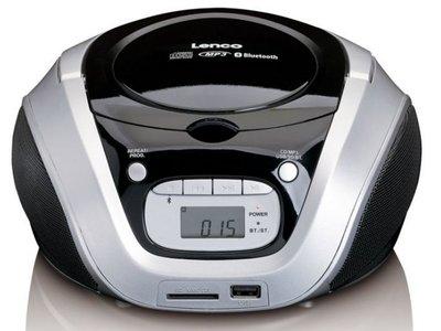 Lenco SCD-330SI draagbare radio