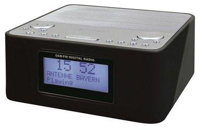 Soundmaster UR170SW DAB+ wekkerradio