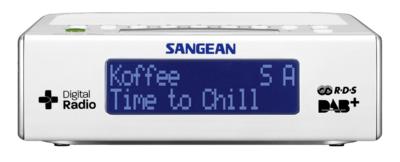 Sangean DCR-89 DAB+ radio