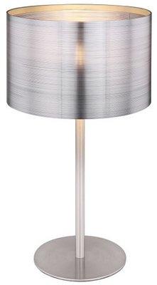Globo Silver gloss tafellamp