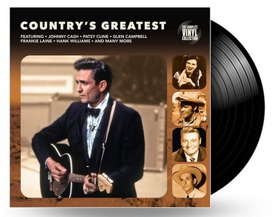 Ricatech Country Greatest LP