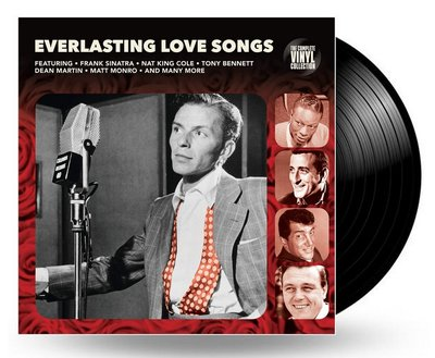 Ricatech Everlasting Love Songs LP