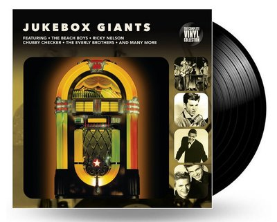Ricatech Jukebox Giants LP