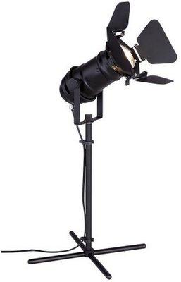 Globo Egon black tafellamp