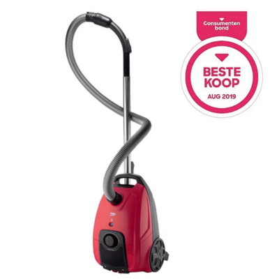 Beko VCC 5325 AR 800 Watt stofzuiger met zak