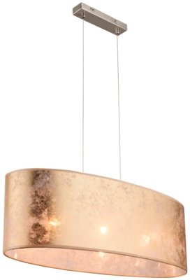 Globo Amy gold large hanglamp
