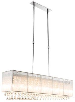 Globo Sierra square LED hanglamp