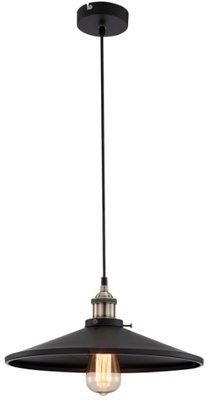 Globo Knud black small hanglamp