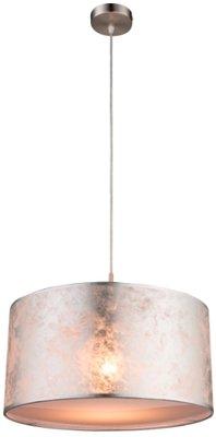 Globo Amy silver small hanglamp