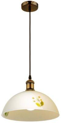 Globo Ticco brass hanglamp