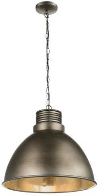 Globo Tagabo brushed aluminium hanglamp