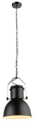 Globo Clarkson black hanglamp