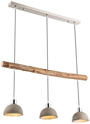 Globo Jebel silver large hanglamp