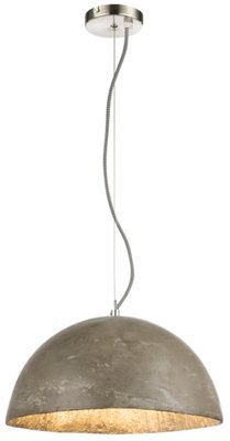 Globo Jebel silver hanglamp