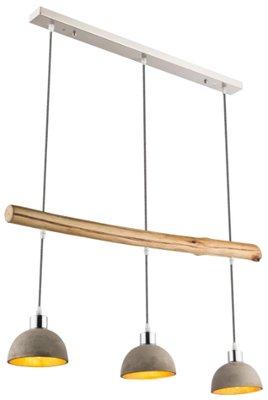 Globo Jebel gold large hanglamp