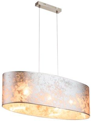Globo Amy silver large hanglamp