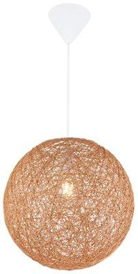 Globo Coropuna gold hanglamp