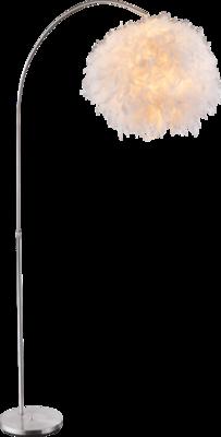 Globo Katunga vloerlamp 196 cm